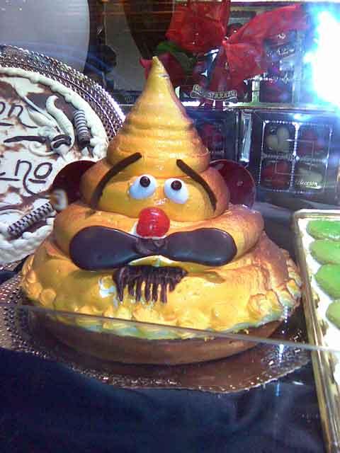 "El pastel ""karolino"""