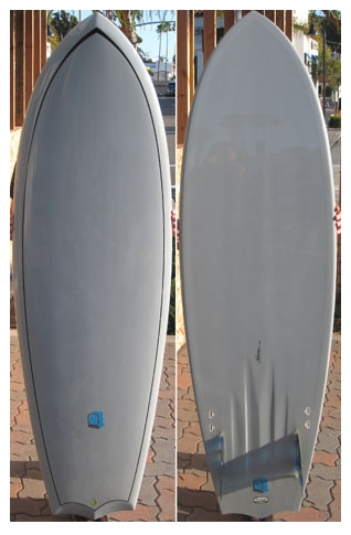 5'11 Source Surfboards