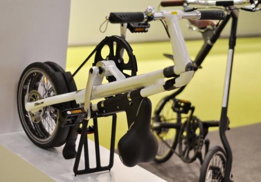 Areaware Transport Strida bike