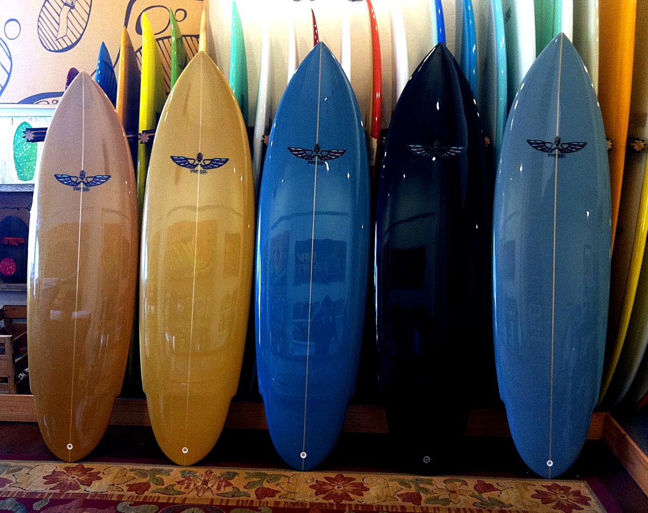 Surfboards - Disenos de tablas de surf ...
